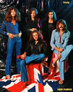 70s Rock Bands, Age, Led Zeppelin Poster, Jon Lord, Psychedelic Bands, El Rock And Roll, Rock & Pop, Purple Band, Tommy Bolin