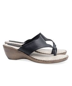 Urbane Wedge Heel Sandals | I found an amazing deal at fashionandyou.com and I bet you'll love it too. Check it out!