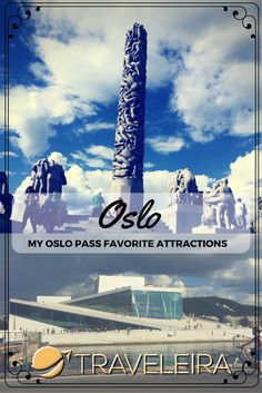 I had the chance to travel around Oslo using the Oslo Pass. These were my favorite attractions.