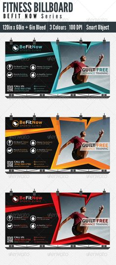 Billboard Fitness #body #corporate Download : https://graphicriver.net/item/billboard-fitness/5127300?ref=pxcr