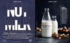Food Magazine Jan-March 2015 - The Design Portfolio of Hieu Nguyen
