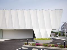 Pleats.M Wedding Centre / Hironaka Ogawa & Associates