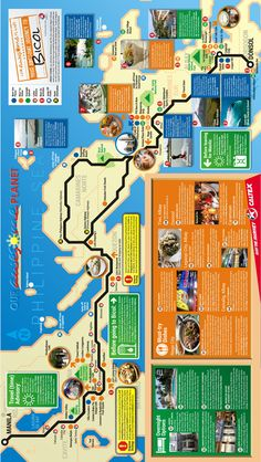 BICOL: Awesome Journey to Bicolandia (Infographic) Caramoan Island, Island Tour, Best Android, Android Apps, Philippines Travel Guide, Amazing Adventures, Guide Book, Lonely Planet, Oh The Places You'll Go