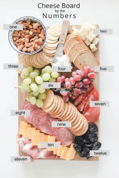 Easy Holiday Cheese Board — Chic Little House