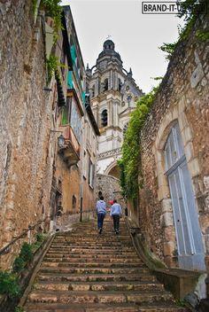 Paul et moi à Blois France nous avons adoré