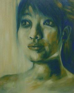 Fiore di loto Olio su tela 35x50 2015 Painting, Art, Art Background, Painting Art, Kunst, Paintings, Performing Arts, Painted Canvas, Drawings