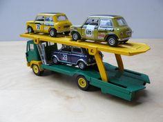 Can Am, Le Mans, Porsche 911, Grand Prix, Automobile, Corgi Toys, Happy New Year, Group, Board