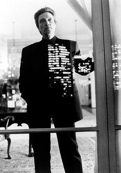 Christopher Walken in The King of New York