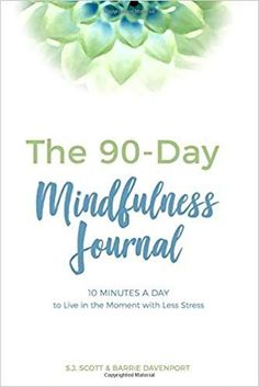 With the practice of mindfulness, you can relieve stress, tame your worries, and find inner calm in just a few minutes a day. And that's what you will do with The Mindfulness Journal: 10 Minutes a Day to Live in the Moment with Less Stress. Daily Meditation, Mindfulness Meditation, Mindfulness Activities, Meditation Practices, Mindfulness Techniques, Relax, Live In The Present, Emotional Healing, Self Care Routine