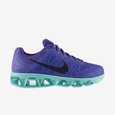 womens nike air max tailwind 5 purple gold