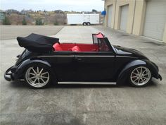 1966 VOLKSWAGEN BEETLE CUSTOM CONVERTIBLE - Barrett-Jackson Auction Company - World's Greatest Collector Car Auctions