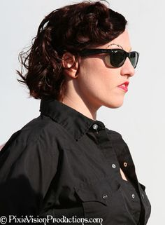 I want Amanda Palmer's Hair style when I cut my hair off.