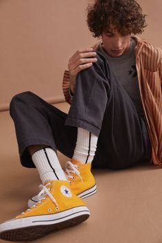 How do you wear your Chuck Taylor All Stars? #ForeverChuck #ConverseStyle