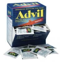 Image of Wyeth Advil Tablets, Industrial Package, 200mg, 50 x 2/bx