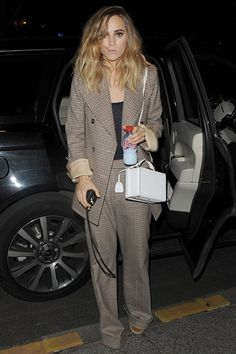 Celebritys styled in trouser suits photos suki waterhouse lorde rita ora (Glamour.com UK)