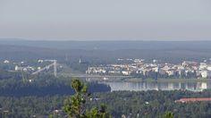 Syväsenvaara observation tower, Rovaniemi. Photo via Etiäinen by AT