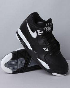 Nike - Air Flight 89 Sneakers  Someone left this up on the computer   I'm taking it as a hint since its 1 month til his b-day