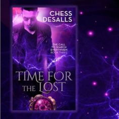 Please welcome Chess Desalls today. She is the author of several books including her series, The Call to Search Everywhen. Thank you for being here with me today, Chess. CD: You're most welcome! Th...
