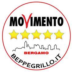 Logo Bergamo 5 Stelle