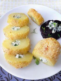 Опитайте ...: Картофите като кулинарна тенденция. Картофен галет