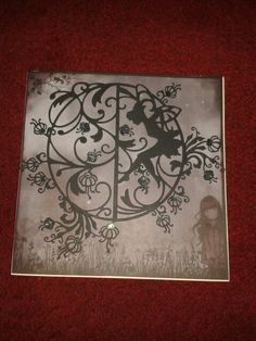 Tonic fairy die gets a tattered lace make over. Pop up card inner                                                                                                                                                                                 Mehr