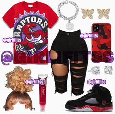 Dope Swag Outfits, Cute Lazy Outfits, Baddie Outfits Casual, Swag Outfits For Girls, Cute Outfits For School, Teenage Girl Outfits, Couple Outfits, Girls Fashion Clothes, Teenager Outfits
