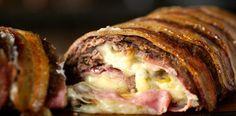 Bolo de Carne com Purê de Batatas,impossível decidir qual a melhor parte desse bolo de carne – DICAS E RECEITAS