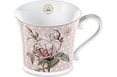 The Royal Botanic Gardens, Kew Shabby Chic Pink Tankard Mug Creative Tops