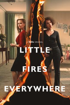 Episodes 1 - 3 of Little Fires Everywhere dropped as a bunch on Hulu. Reese Witherspoon and Kerry Washington star in this 8 episode mini-series. Tv Series 2017, Drama Tv Series, Series Movies, Movies And Tv Shows, New Tv Series, Tv Series Online, Best Series, Izzie Stevens, Justin Chambers