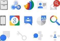Christopher Bettig worked on a variety of logos, illustrations and icons for Google and Google-related properties that are used in their products worldwide.