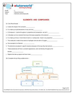 Science Worksheets for Grade 7 Area Worksheets, Spelling Worksheets, Science Worksheets, Printable Worksheets, Printables, Science Tutor, 7th Grade Science, Science Topics, Physical Science