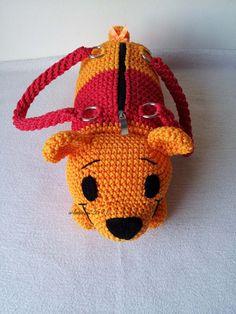 Ganchillo hecho a mano bolso regalo de cumpleaños por Solutions2511
