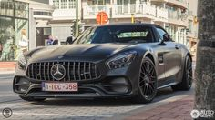 Mercedes-AMG GT C Roadster Edition 50 1
