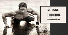 Muscoli: gli sportivi sanno che per la costruzione di una buona muscolatura, oltre all'esercizio fisico,è indispensabile un'assunzione adeguata di proteine.