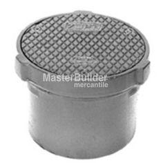 Zurn ZB1402 Light-Duty Non-Adjustable Floor Cleanout Polished Bronze – MasterBuilder Mercantile Inc.