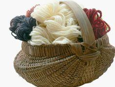 Rug or Crochet Yarn - 12 Skeins Aunt Lydia's, Caron & Wonoco - Ivory, Black, Avocado, Ecru, Rust - Knitting, Crafts by EitherOrFinds on Etsy