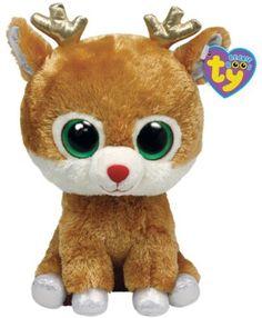 Ty Beanie Boos Alpine - Reindeer Medium by Ty Beanie Boos, http://www.amazon.com/dp/B0099965XE/ref=cm_sw_r_pi_dp_4vG9qb1W6MRBG