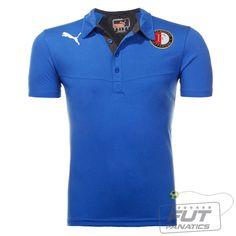 Polo Puma Feyenoord - Fut Fanatics - Compre Camisas de Futebol Originais de  Times do Brasil e Europa aedea8fbd88e3