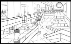 shopping mall.wip by Roccalvet
