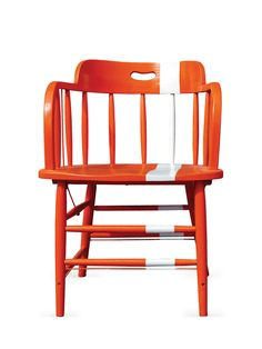 OMG! i have this same style chair. now i know what i'm going to do with it!!