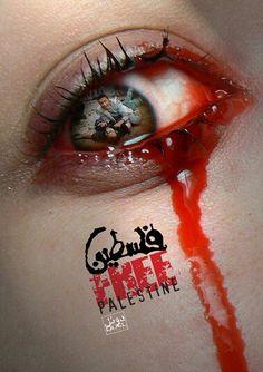 FREE PALESTINE. Stop killing.