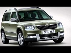 2014 Skoda Yeti Crossover Base and  Outdoor Edition officially revealed and  priced - Price is £16,600 - Outdoor  version has a more rugged exterior  appearance - 4 engines available for  the yeti - 1.2 TSI, 1.6 TDI, and 2.0 TDI as  well as a 1.8 TSI with 4x4 capabilities
