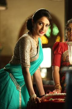 "Pragya jaiswal sarees in telugu movie ""Kanche"". The beautiiful actress looks gorgeous in half sarees. Most Beautiful Bollywood Actress, Indian Bollywood Actress, Beautiful Actresses, Indian Actresses, Beautiful Girl Indian, Beautiful Girl Image, Beautiful Women, Beauty Full Girl, Beauty Women"