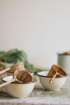 Bamboo tea strainer by @bettanbelen