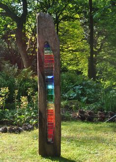 driftwood and stained glass-louisevdurham.com