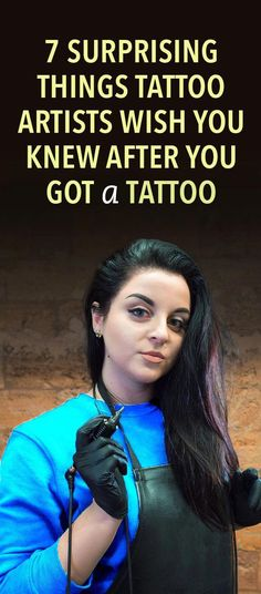 7 Surprising Things Tattoo Artists Wish You Knew After You Got A Tattoo Tattoos And Body Art tattoo care Funky Tattoos, Side Tattoos, Body Art Tattoos, New Tattoos, Female Tattoos, Tatoos, Skull Tattoos, Movie Tattoos, Pretty Tattoos