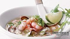 Тайский острый кисло-сладкий креветочный суп от Гордона Рамзи » Гордон Рамзи - Gordon Ramsay - Русскоязычный сайт Гордон Рамзи, Китайский, Youtube