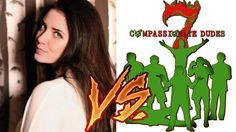Melanie Murphy VS. ANGRY VEGANS