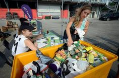 food collection by Moisson Montreal