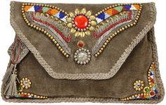 Multicolor Town Bag Kiro1wal by Antik Batik